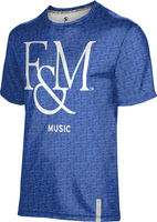Music ProSphere Sublimated Tee
