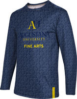 College of Fine Arts ProSphere Mens Sublimated Long Sleeve Tee