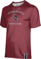 Prosphere Mens Sublimated Tee  Agriculture (Online Only)