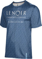 Prosphere Mens Sublimated Tee Agriculture