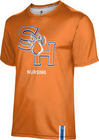 Prosphere Mens Sublimated Tee  Nursing (Online Only)