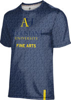 Prosphere Mens Sublimated Tee  College of Fine Arts