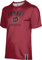 Prosphere Mens Sublimated Tee Education
