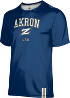 Prosphere Mens Sublimated Tee  Law (Online Only)