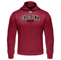 South Carolina Gamecocks Under Armour Cold Gear Loose Fit Hoodie