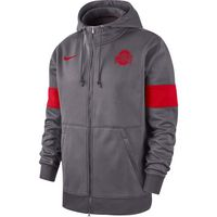Nike College Therma Full Zip Hood