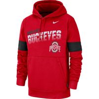 Nike College Therma Mens Pullover Hoodie