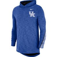 Nike Sideline Long Sleeve Hooded T Shirt