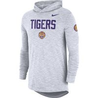 Nike Long Sleeve Dri Fit Slub Hoody Tee
