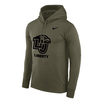 Nike Therma FIT Fleece Pullover Hood