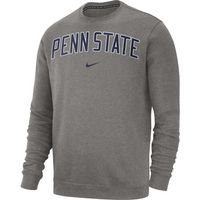 Nike College Club Fleece Crew Tee