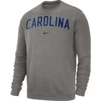 Nike Fleece Club Long Sleeve Crew Tee