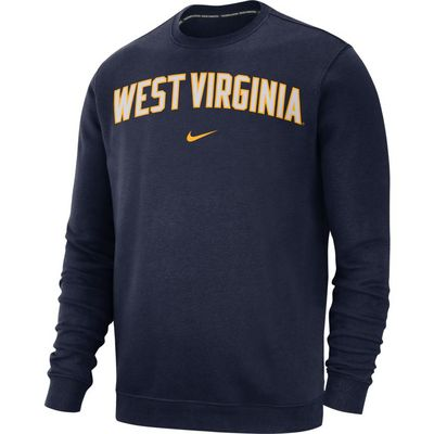 Nike Fleece Club Long Sleeve Crew