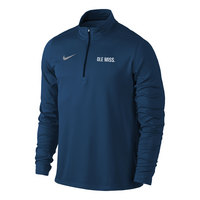 Solid Element Quarter Zip Top