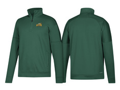 Adidas Mens Team Issue Fleece Quarter Zip