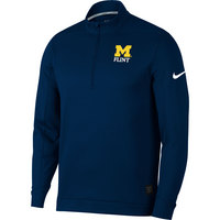 Nike Mens Therma Half Zip Top