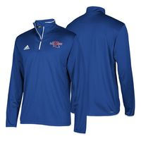 Adidas Mens Climalite Ultimate Long Sleeve Quarter Zip