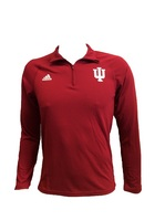 Adidas Mens ultimate climalite Quarter Zip