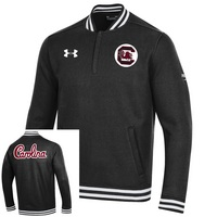 Under Armour Double Knit Quarter Zip