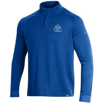 Under Armour Double Knit Quarter Snap