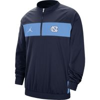Nike Jordan Pregame Half Zip Long Sleeve Fleece