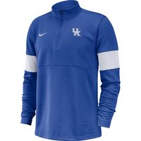 Nike College Therma Half Zip Jacket