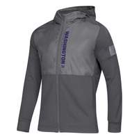 Adidas Mens Game Mode Full Zip Jacket