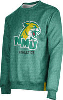 Athletics ProSphere Sublimated Crew Sweatshirt