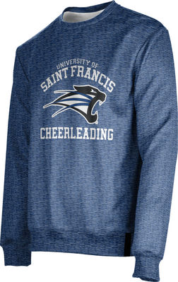 Cheerleading ProSphere Sublimated Crew Sweatshirt