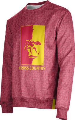 Cross Country ProSphere Sublimated Crew Sweatshirt