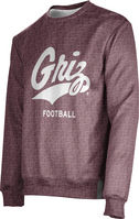Football ProSphere Sublimated Crew Sweatshirt
