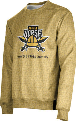 Womens Cross Country ProSphere Sublimated Crew Sweatshirt