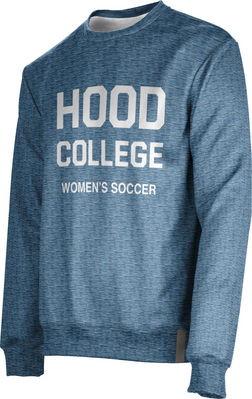 Womens Soccer ProSphere Sublimated Crew Sweatshirt