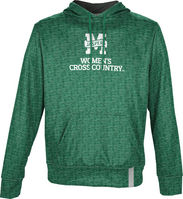 Womens Cross Country ProSphere Sublimated Hoodie