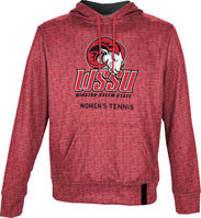 Womens Tennis ProSphere Sublimated Hoodie