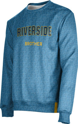 Brother ProSphere Sublimated Crew Sweatshirt