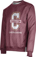 Cheerleading ProSphere Sublimated Crew Sweatshirt (Online Only)