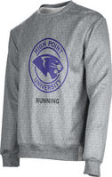 Running ProSphere Sublimated Crew Sweatshirt (Online Only)