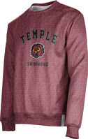 Swimming ProSphere Sublimated Crew Sweatshirt (Online Only)