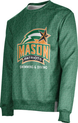 Swimming & Diving ProSphere Sublimated Crew Sweatshirt (Online Only)