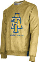 Womens Bowling ProSphere Sublimated Crew Sweatshirt (Online Only)