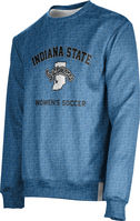 Womens Soccer ProSphere Sublimated Crew Sweatshirt (Online Only)