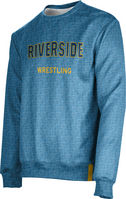 Wrestling ProSphere Sublimated Crew Sweatshirt (Online Only)