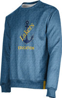 Education ProSphere Sublimated Crew Sweatshirt (Online Only)