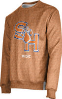 Music ProSphere Sublimated Crew Sweatshirt (Online Only)