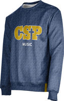 Music ProSphere Sublimated Crew Sweatshirt