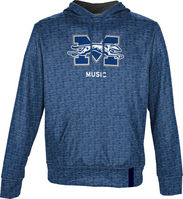 Music ProSphere Sublimated Hoodie