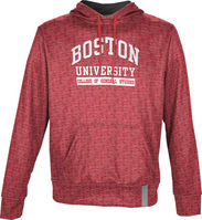 College of General Studies ProSphere Mens Sublimated Hoodie (Online Only)