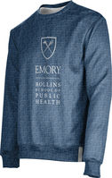School of Public Health ProSphere Sublimated Crew Sweatshirt