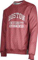 College of Fine Arts ProSphere Sublimated Crew Sweatshirt (Online Only)